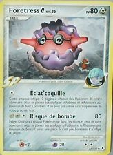 CARTE POKEMON UNCO RIVEAUX EMERGENTS  FORRETRESS 61/111  80 PV