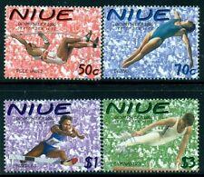 NIUE Sc748-51 SG881-84 Used 2000 Olympics set of 4 SCV$5