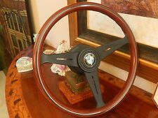 BMW 635 CSI  E24  Wood Steering Wheel NOS Original NARDI  BMW GERMANY