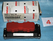 boitier ECU pour silencieux haut Ducati 695 MONSTER réf.96517807B  neuf