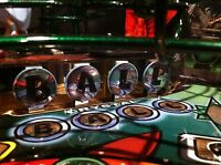 Wizard of OZ Pinball Crystal Ball Target Decal Set WOZ 75th Anniversary MOD