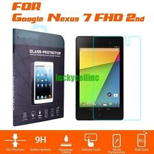 Asus Google Nexus 7 2nd Gen Premium Temper Tempered Glass Screen Protector USA
