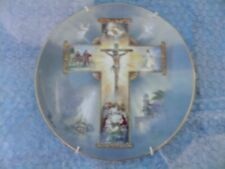 The Life Of Christ Franklin Mint Collectible Plate