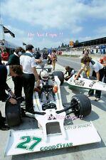 Alan Jones Williams FW06 British Grand Prix 1978 Photograph 2