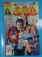 The Punisher #52 Marvel Comic book