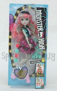 Monster High Puppe Rochelle Goyle Partymode Accessoires zum anstecken NEU