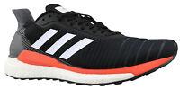 Adidas Solar Glide 19 M Herren Laufschuhe Sneaker Turnschuhe schwarz G28062 NEU