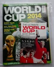 More details for 100% unofficial world cup 2014 guide + the ultimate world cup quiz book