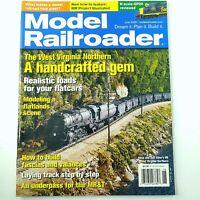 Lot of 8 Model Railroader Magazines 2005 Kalmbach Publishing Trains