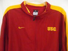 USCTrojans Nike Windbreaker Jacket Cardinal & Gold X Large Authentic Storm-Fit