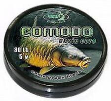 2,80 EUR / mètres katran COMODO camouflage vert noir 5m 80LB chaincore