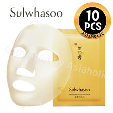 Sulwhasoo First Care Activating Mask x 10pcs Moisturizing Radiance AMORE Newist