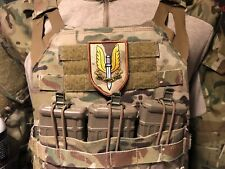 SAS MultiCam Badge morale patch opscore team wendy AirFrame crye precision