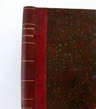 Les grands mystères - Eugène Nus - Vie universelle/sociale - 3eme édition - 1877