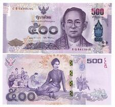 THAILAND 500 BAHT 2016 QUEEN SIRIKIT 84.BIRTHDAY UNC P NEW
