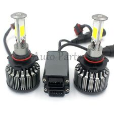 New 9006 180W 18000LM 4-Sided LED Headlight Kit Low Beam Bulbs 6000K High Power