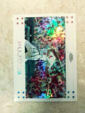 Albert Pujols 2007 Topps Chrome White Border Refractor #63 Serial #394/660
