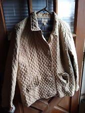 Morgan Creek Ladies Quilted Jacket 1X