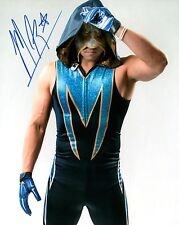 TJ PERKINS MANIK 8x10 AUTOGRAPHED Promo Photo NEW Signed TNA WWE Exclusive 3