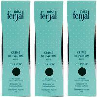 Fenjal Creme de Parfum FLUID 3 x 100 ml für Dekolleté - Arme und Schultern