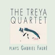 TREYA QUARTET SPIELT GABRIEL FAURE - TREYA QUARTET   CD NEW+ FAURE,GABRIEL