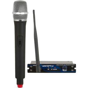 VocoPro UHF-18 Single Channel UHF Wireless Mic System Band 9 LN