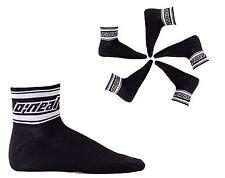 O'Neal MTB Mountain Bike Comfort  Fast-Wicking Men's Socks Black S 3 Pairs / Set