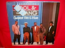 KOOL & THE GANG Greatest Hits & More LP 1988 HOLLAND MINT-