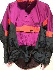 Vintage The north face Goretex Anorak Mountain Veste Taille M Très Rare fantastique