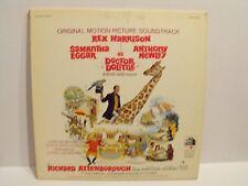 Doctor DoLittle Original Soundtrack Record 1967. 8 page Story Booklet