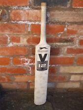 Slazenger V 12 Panther Black Cricket Bat Used Boys Size 6 Age 11 12 13