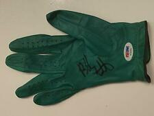 "BUBBA WATSON signed / autographed ""Used / Worn Golf Glove"" ~ PSA/DNA COA"