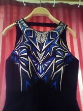 Sass & Bide Prototype Embroidered Dress WITH TAGS Post