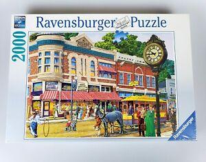 Ravensburger Puzzle 2000 Piece Ellen's General Store New Sealed