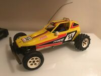 Vintage Mardave Apache Radio Controlled Buggy