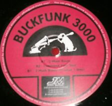BUCKFUNK 3000 - 2 MUCH BOOTY / COMMAND YOUR SOUL 2004 BOW WOW 1 BOWWOW RECORDS