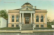 Galion,OH.  The Public Library