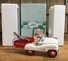 Vintage Hallmark Kiddie Car Classics 1941 Steel Craft Junior Service Truck Gift