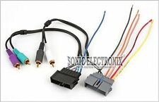 Metra 70-1818 Low Level Amplifier Integration Harness for Select Chrysler's