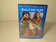 ABOUT LAST NIGHT New DVD 2014 Kevin Hart Michael Ealy Regina Hall Joy Bryant