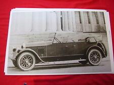 1922 PIERCE ARROW TOURING CAR  11 X 17  PHOTO /  PICTURE