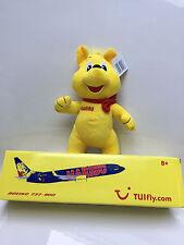 HARIBO Boeing 737-800 GoldbAir 1:100 XL + original Haribo Teddybär