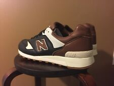 """Burn Rubber x New Balance 577 """"Joe Louis"""" Size 13 DS leather boxing gloves"""