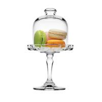 Pasabahce 53942 Gastroboutique 12er Set Mini-Schüssel aus Glas in Tropfenform