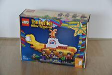 LEGO IDEAS 21306 The Beatles - Yellow Submarine - Selten - Rare