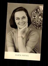 Marta Rafael VEB Verlag Postkarte ## BC 97715