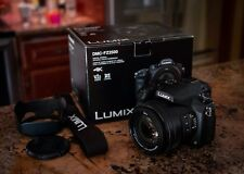 Panasonic LUMIX FZ2500 20.1MP Digital Camera LEICA Lens fz-2500 fz 2500 4K GH-5