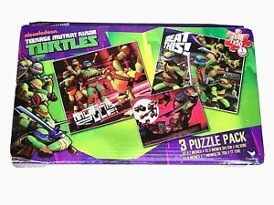 Nickelodeon Teenage Mutant Ninja Turtles Puzzle Pack