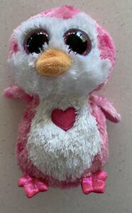"""Juliet Penguin Small Regular 6"""" TY Beanie Boo Collect Or Post 8 Jul"""