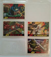 1994 Topps Archives Mars Attacks 4 First Day Issue Cards MINT Condition